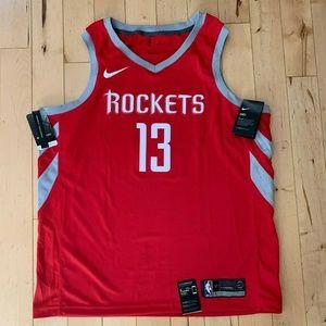 Nike- Houston Rockets James Harden Swingman Jersey